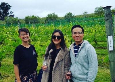 Kennedy Point winery