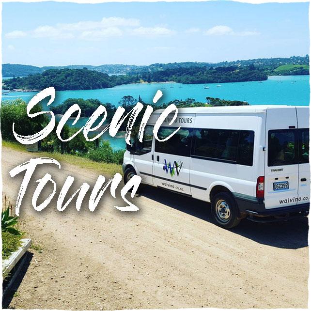 Scenic Tours Waiheke Island