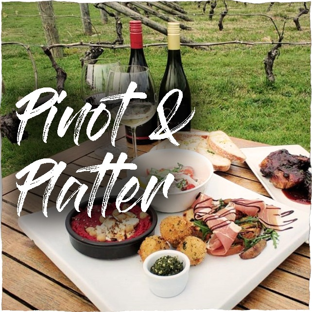 Pinot and Platter with Waivino, Waiheke Island Wine Tours